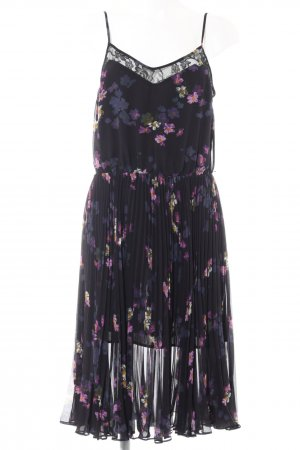 Oasis Chiffon jurk bloemenprint feest stijl