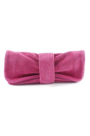 Oasis Clutch magenta Elegant