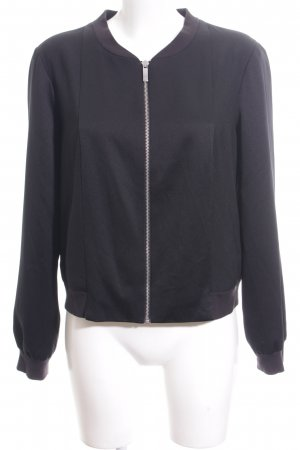 Oasis College Jacket black casual look