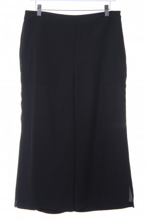 Oasis Culottes schwarz schlichter Stil
