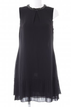 Oasis Cut-Out-Kleid schwarz 20ies-Stil