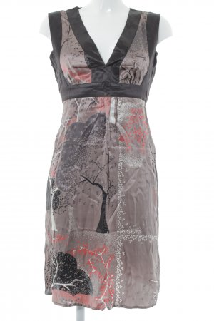 Oasis Empire Dress abstract pattern casual look