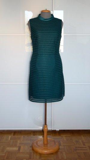 OASIS Etui-Kleid in Tannengrün, Größe 34