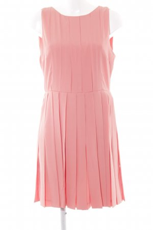 Oasis Fringed Dress salmon elegant