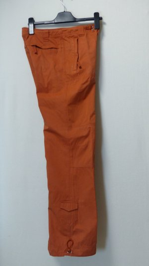 Oasis Pantalon de sport orange foncé tissu mixte