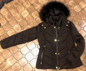 Oasis Veste d'hiver noir-doré