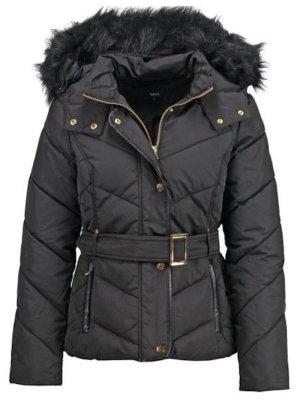 Oasis Chaqueta de invierno negro
