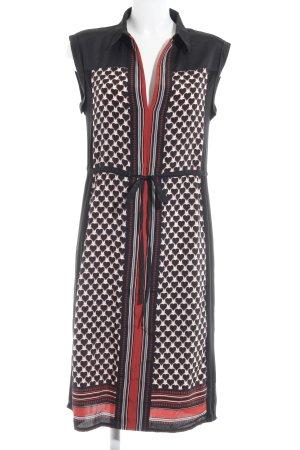 Oasis Hemdblusenkleid abstraktes Muster Casual-Look
