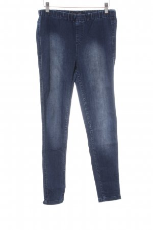 Oasis Jeggings azul look casual