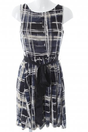 Oasis Jerseykleid abstraktes Muster Casual-Look
