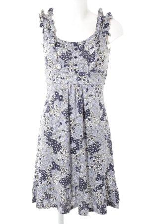 Oasis Jerseykleid Blumenmuster Casual-Look