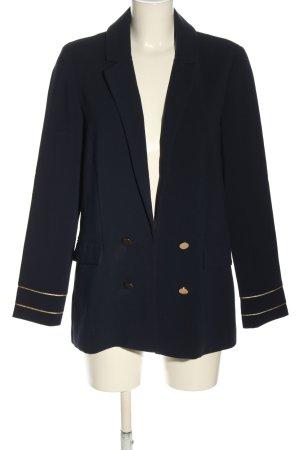 Oasis Klassischer Blazer blau Business-Look