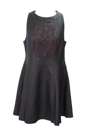 Oasis  Kleid in Schwarz