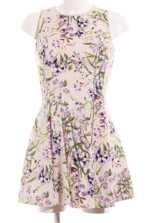 Oasis Kurzarmkleid Blumenmuster Elegant