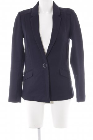 Oasis Long-Blazer dunkelblau Business-Look