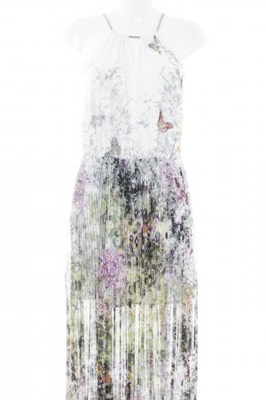 Oasis Maxi abito stampa integrale elegante