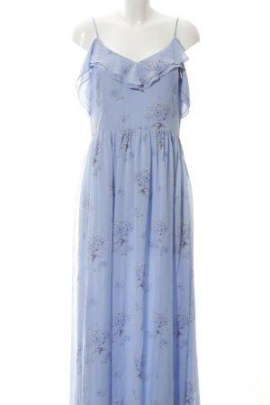 Oasis Maxikleid florales Muster Romantik-Look