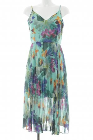 Oasis Midi Dress flower pattern elegant