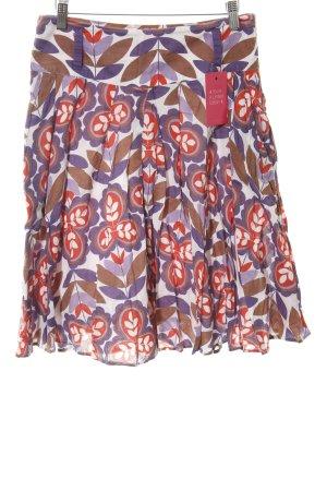 Oasis Midirock florales Muster 50ies-Stil