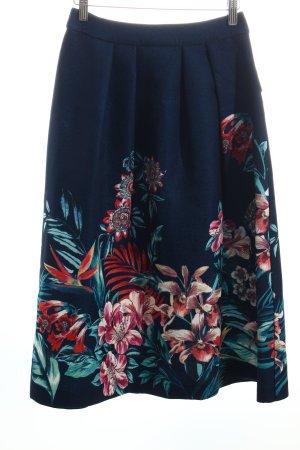 Oasis Midirock florales Muster Elegant