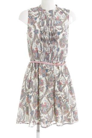 Oasis Minikleid florales Muster Casual-Look