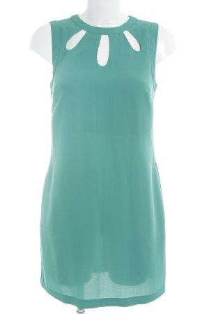 Oasis Minikleid kadettblau-grün Elegant