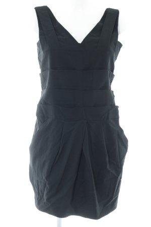 Oasis Minikleid schwarz Casual-Look