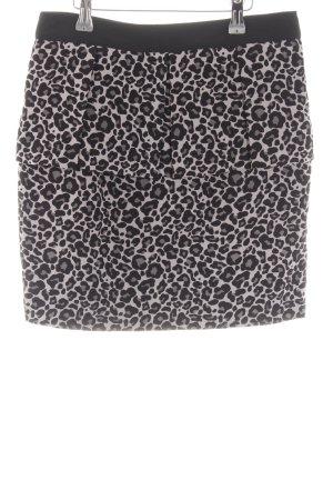 Oasis Miniskirt leopard pattern casual look