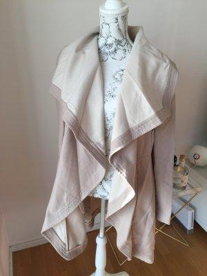 Oasis Oversize Mantel Gr L beige creme Neu mit Etikett