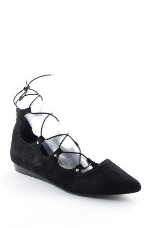 Oasis Schnürschuhe schwarz Elegant