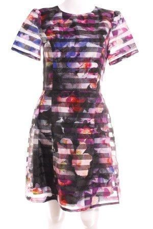 Oasis Shirtkleid Blumenmuster Elegant