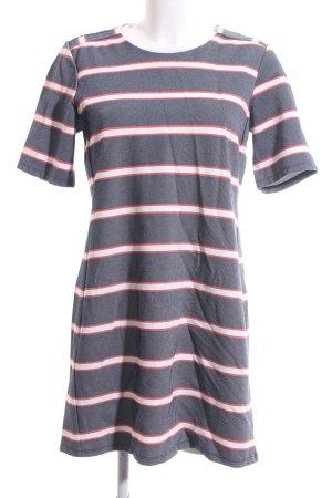 Oasis Vestido estilo camisa estampado a rayas look casual