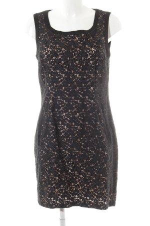 Oasis Spitzenkleid schwarz Elegant