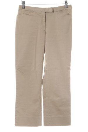 Oasis Pantalon en jersey ocre style d'affaires