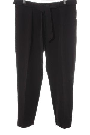 Oasis Pantalon en jersey noir style d'affaires
