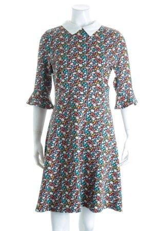 Oasis Stretchkleid florales Muster Romantik-Look