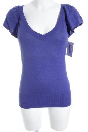 Oasis T-Shirt blauviolett Retro-Look