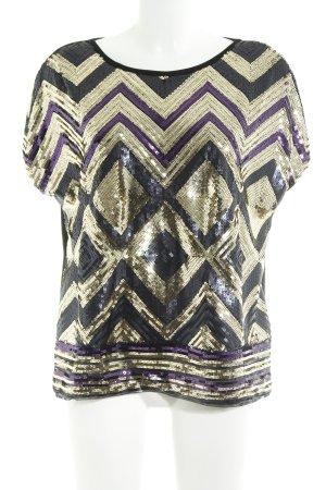 Oasis T-Shirt mehrfarbig 70ies-Stil