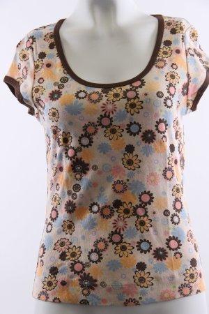 Oasis T-Shirt mit Blumen-Print
