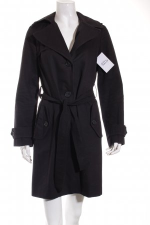 Oasis Trenchcoat schwarz Casual-Look