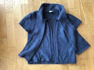 Oasis Jersey de manga corta azul acero