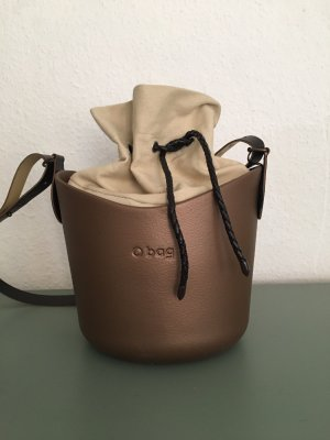 Obag - Chamapgne Bag beige/golden