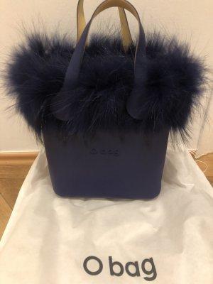 O bag Carry Bag dark blue