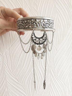 Oberarmreif Coachella Kollektion H&M Modeschmuck Silber