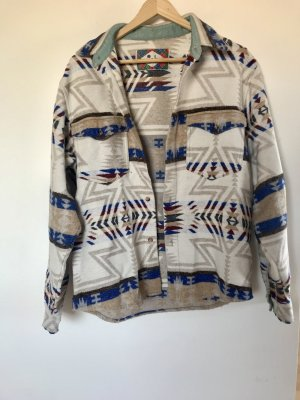 Obersized Jacke, Hipster, aus Wolle