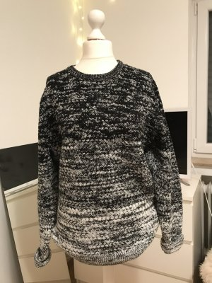 Obersized strickpulli