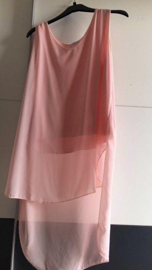 Muscleshirt roze