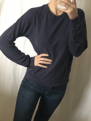American Apparel Jersey de cuello redondo multicolor
