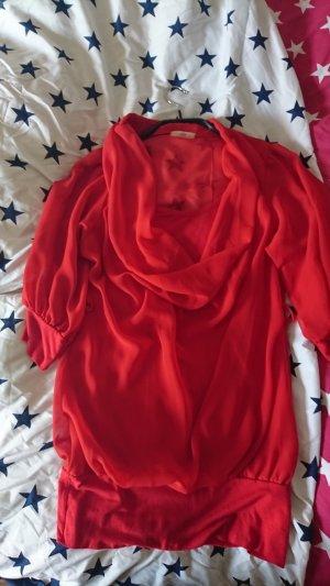 Shirt Tunic red
