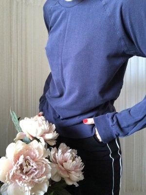American Apparel Blusa de manga larga multicolor